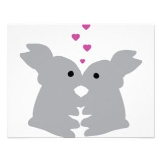 bunny kiss icon custom invite