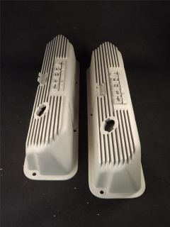 ORIGINAL FORD 427 428 FE COBRA LE MANS VALVE COVERS GREAT V8 352 360