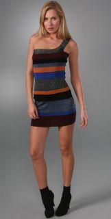 M Missoni Banded Tank Dress