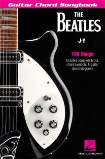 The Beatles Guitar Chord Songbook Symbos Diagrams J Y