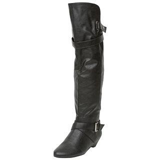Madden Girl Zeda   ZEDA BLK   Boots   Fashion Shoes