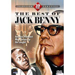 Best of Jack Benny DVD 2007 4 Disc Set