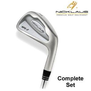Jack Nicklaus Right Hand Mens Golf Clubs Complete Set