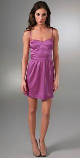 Laila Azhar Spaghetti Strap Dress