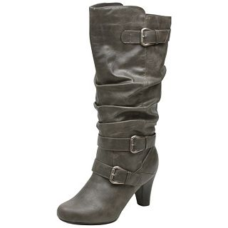 Madden Girl Preppie   PREPPIE GRY   Boots   Fashion Shoes