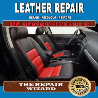 New Jaguar Smoke Grey LHY Colour Matched Leather Repair Restore Kit