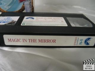 Magic in The Mirror VHS Jaime Renee Smith Kevin Wixted 097361524139