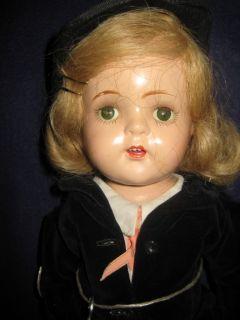 Vintage 17 Madame Alexander Princess Elizabeth Doll