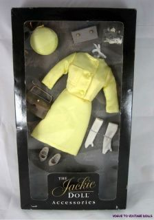 Franklin Mint 16 Jackie Doll Vive Jacqui Outfit New