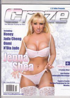 Craze Magazine Issue 22 Jenna Shea Jada Cheng