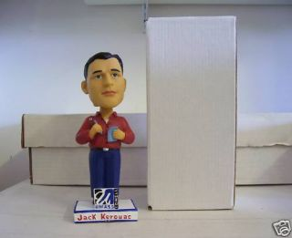 Jack Kerouac 2003 Lowell Red Sox Bobble Bobblehead SGA