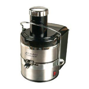 Jack Lalanne Power Juicer Stainless Steel