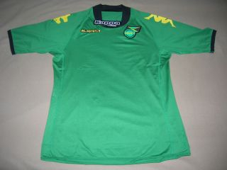 Jamaica National Team Soccer Jersey NEW Reggae Top Football Shirt