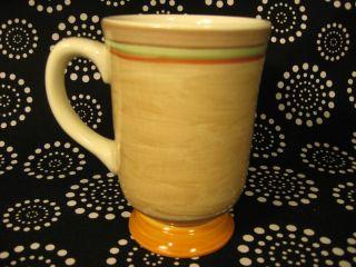 Dudson Artisan Made in England Pedestal Coffee Mug