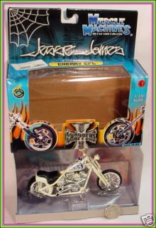 Muscle Machines Jesse James West Coast Chopper