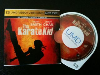 The Karate Kid (UMD for PSP, 2010) ***JACKIE CHAN & JADEN SMITH***