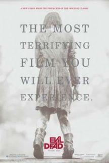 Evil Dead Great Original Advance Movie Poster