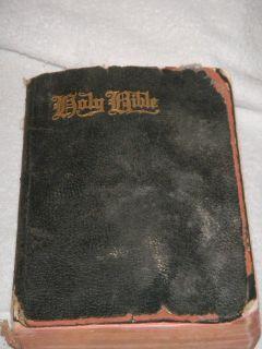 Vintage Holy Bible King James Version