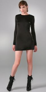 Alexander Wang Long Sleeve Tunic Dress