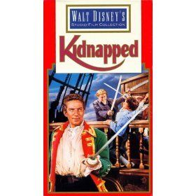 Kidnapped Peter Finch James MacArthur Peter OToole VHS