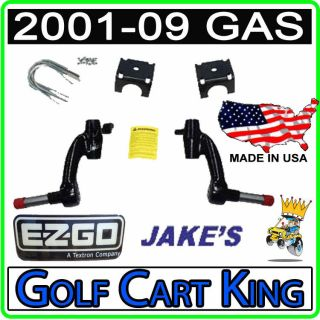 Jakes Spindle Lift Kit EZGO TXT Golf Cart Gas 2001 5 09