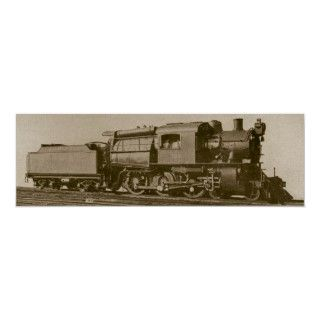 camelback locomotive of the Central Railroad of New Jersey, built by