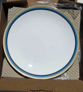 Waterford Marc Jacobs David Ocean Plates New Boxed