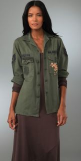 Blu Moon Vintage Army Jacket