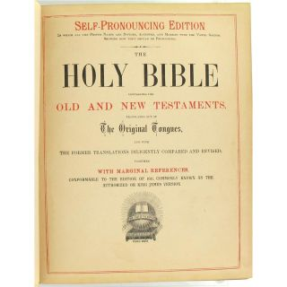 family bible holy bible old and new testament the king james s version