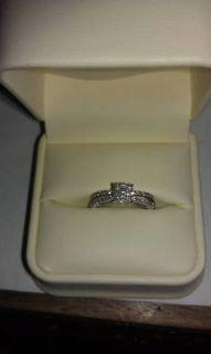 Beautiful Jared Diamond Engagement Ring