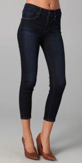 AG Adriano Goldschmied Farrah Skinny Crop Jeans