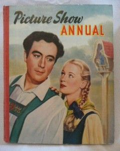 Annual 1951 James Stewart John Wayne Jean Simmons Peter Lawford