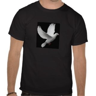 WHITE DOVE TEE SHIRTS