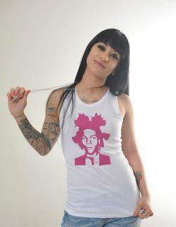 Jean Michel Basquiat Wife Beater Tank Top