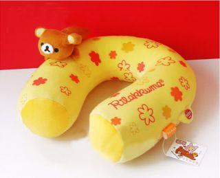 New Japan San x Rilakkuma Relax Bear Massage Vibrational U Shape Neck