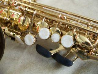 Jean Baptiste 480CSL JB480CSLX Deluxe Curved Soprano Saxophone Nice