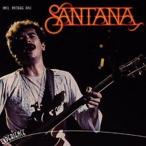 Santana Carlos Afro Latin Rock Jazz Fusion Guitar Live