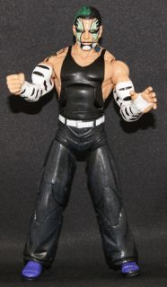 Jeff Hardy TNA Deluxe Impact 4 Jakks Toy Wrestling Action Loose Figure