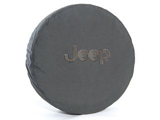 Jeep Spare Tire Cover Covers Mopar P225 75R16 New 82209948AB