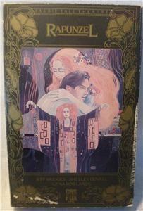 Rapunzel VHS Faerie Tale Theatre Jeff Bridges Duvall