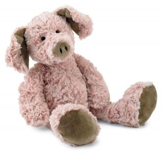 Jellycat Skiffles Pig Stuffed Animal Plush Piggy Piglet