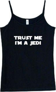 Shirt Tank Trust Me IM A Jedi Galactic Star Wars