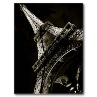 Panoramic Eiffel Tower Posters