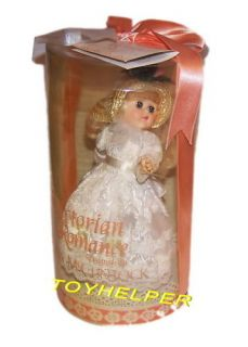Victorian Romance Doll by Jessica McClintock for Dakin