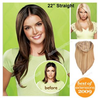 Jessica Simpson 22 Straight Hair Clip in Extension