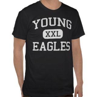 Young   Eagles   Junior   Arlington Texas Tshirts