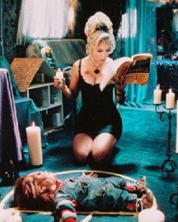 Jennifer Tilly Childs Play Photograph Bride of Chucky