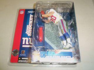 JEREMY SHOCKEY New York Giants White Variant McFarlane NFL Series 7