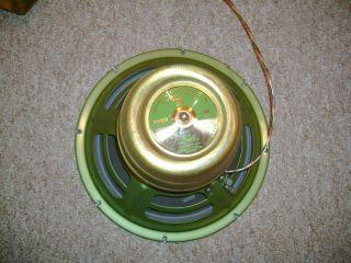 University 312 Diffaxial Triaxial 12 Alnico Full Range Speaker