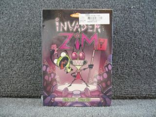 Invader Zim Complete Invasion DVD Box Set New SEALED